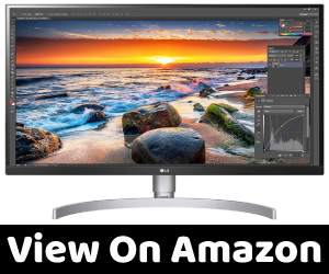 Best Cheap 4K Monitor For Artists