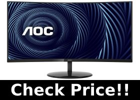 Best curved gaming monitor under 500