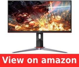 Best Monitor For RX 5700 XT