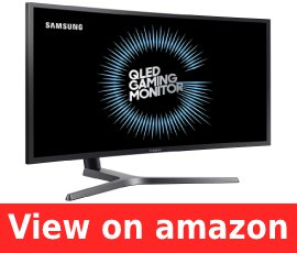 samsung curved gaming monitor for rx