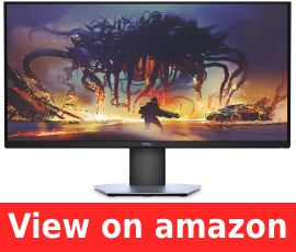 Best gaming monitor for rx 5700 xt